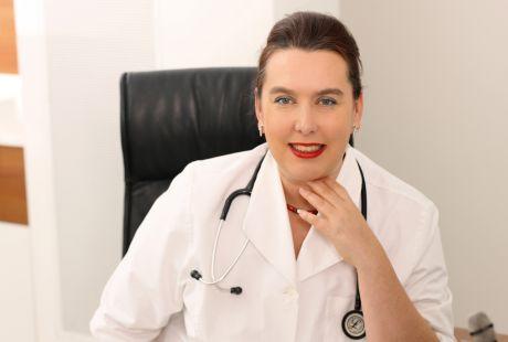 Ljiljana Ljepović, dr. med.
