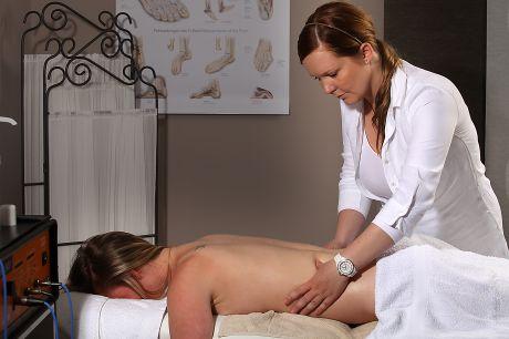 Novo ob preventivnem pregledu v Diagnostičnem centru Bled – TERAPEVTSKA MASAŽA